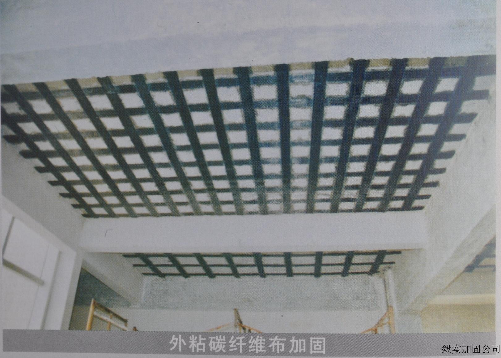 碳纤维在桥梁结构加固中的应用