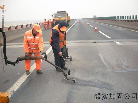 公路旧桥梁加固技术探讨